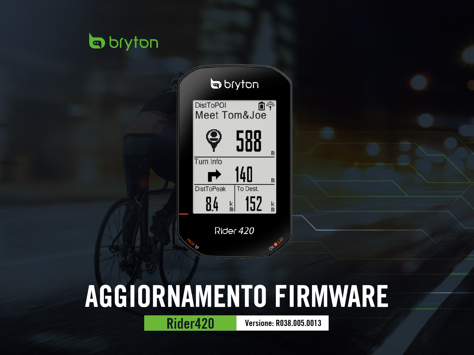 Rider 420_agg. firmware